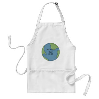 WORLD S BEST CHEF Apron