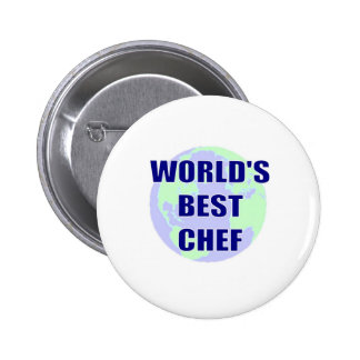 WOrld s Best Chef Buttons