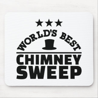 World's best chimney sweep mouse pad