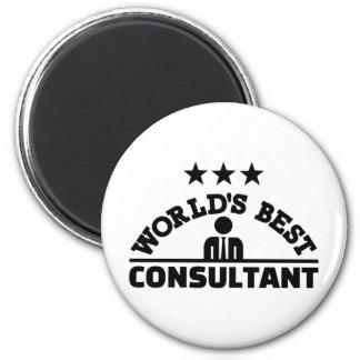 World's best consultant magnet