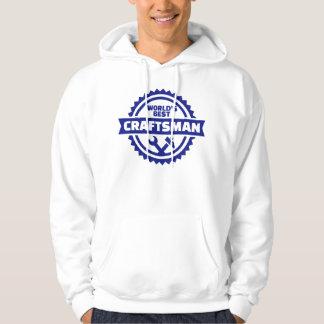 World's best craftsman hoodie