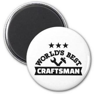 World's best craftsman magnet