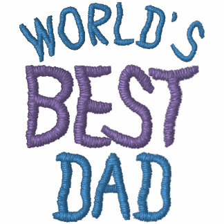 World s Best Dad Father s Day Classic Polo Shirt