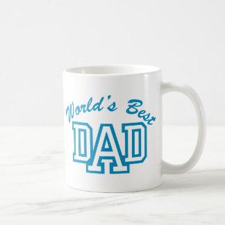 World s Best Dad Mug