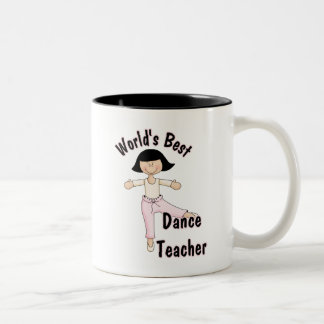 World s Best Dance Teacher Coffee Mug