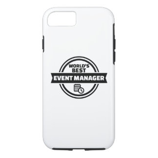 World's best event manager iPhone 8/7 case