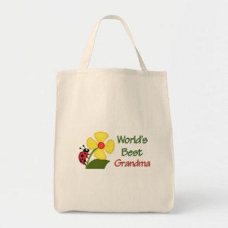 World s Best Grandma Bags