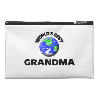 World s Best Grandma Travel Accessories Bags