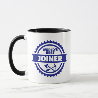 World's best joiner mug