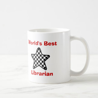 World s Best Librarian or Any Profession 18 Coffee Mug