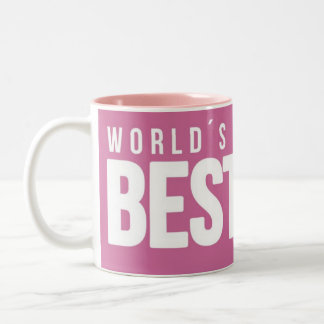 World´s Best Mum Mug