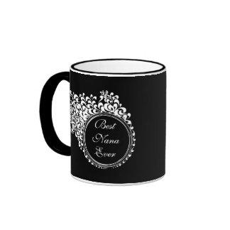 World s Best Nana Ever Gift for Grandmas Mugs