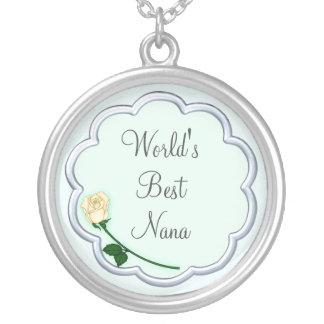 World s Best Nana Necklace