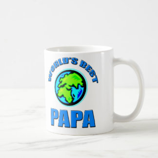 World s Best Papa Mugs