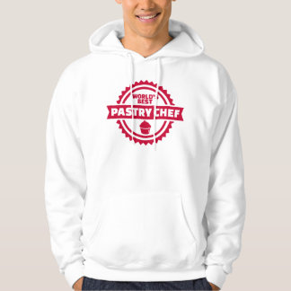 World's best pastry chef hoodie
