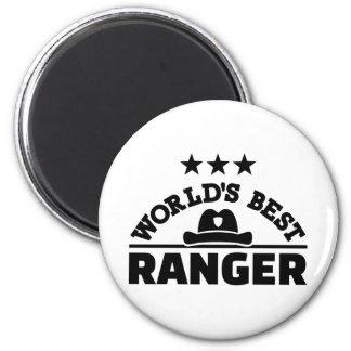 World's best ranger magnet