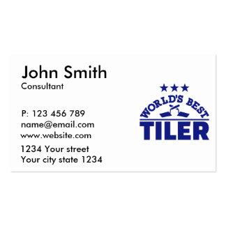 55 tiler business cards and tiler business card templates for Tiler business card