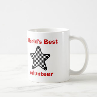 World s Best Volunteer or Any Profession 23 Mug