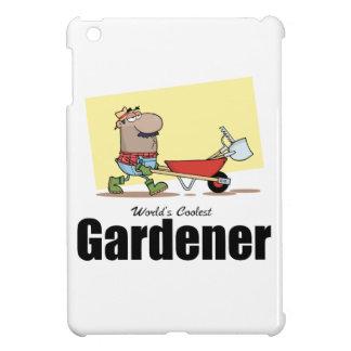 World s Coolest Gardener iPad Mini Cover