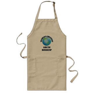 World s Greatest Arch Bishop Aprons