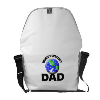 World s Greatest Dad Courier Bag