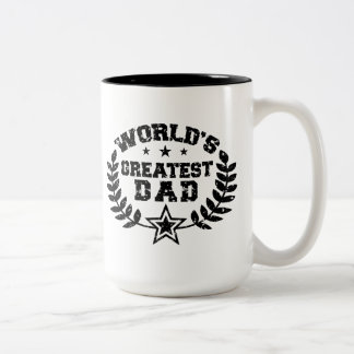 World s Greatest Dad Coffee Mug
