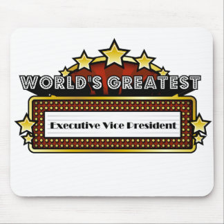 World s Greatest Executive Vice President Mousepad