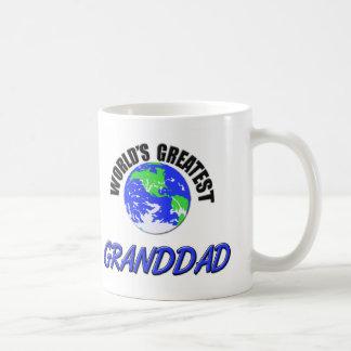 World s Greatest Granddad Coffee Mug