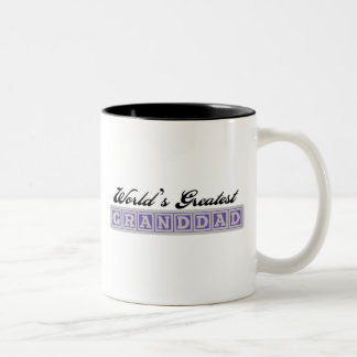 World s Greatest Granddad Mugs