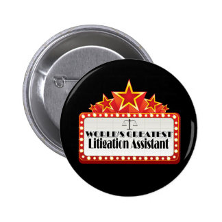 World s Greatest Litigation Assistant Button
