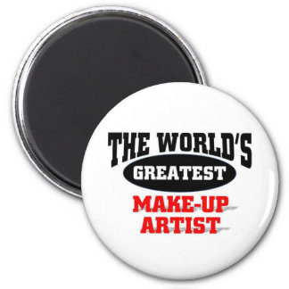 World s Greatest Make-up Artist Magnets