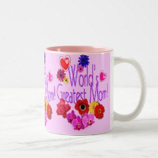 World s Greatest Mom Coffee Mugs