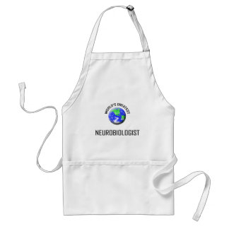World s Greatest Neurobiologist Apron