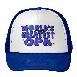 World s Greatest Opa Hats