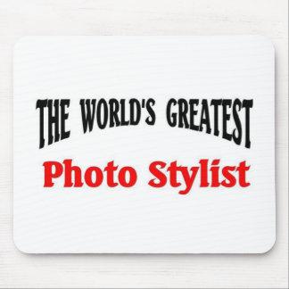 World s Greatest Photo stylist Mousepads