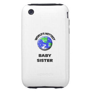 World s Hottest Baby Sister iPhone 3 Tough Covers