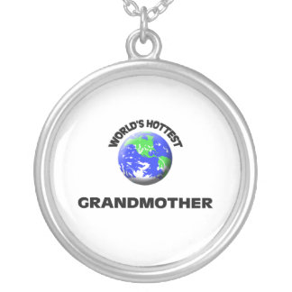 World s Hottest Grandmother Necklaces