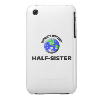 World s Hottest Half-Sister iPhone 3 Case-Mate Case