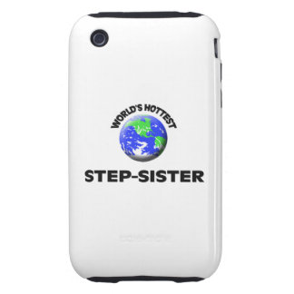 World s Hottest Step-Sister iPhone 3 Tough Covers