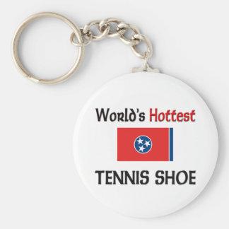 World s Hottest Tennis Shoe Keychain