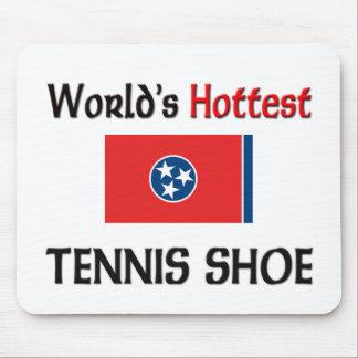 World s Hottest Tennis Shoe Mouse Mats