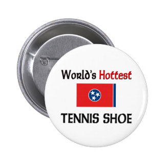 World s Hottest Tennis Shoe Pin