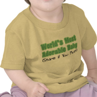World s Most Adorable Baby Tshirts