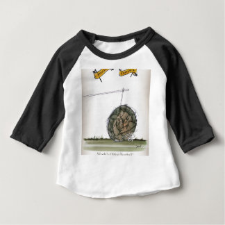 world's oldest football baby T-Shirt