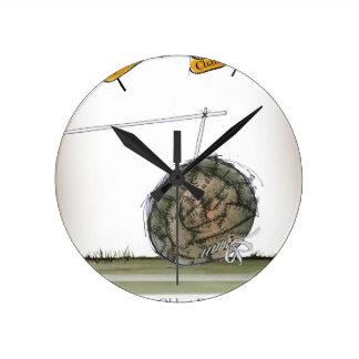 world's oldest football round clock