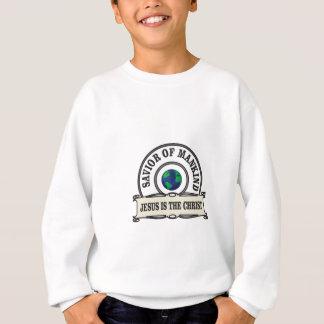 world savior sweatshirt