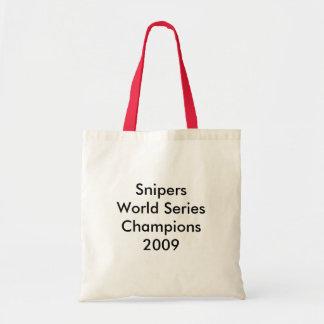 World Series Champions Budget Tote Bag