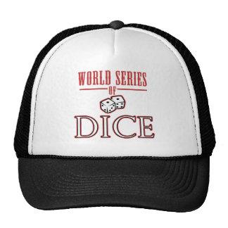 World Series of Dice Cap