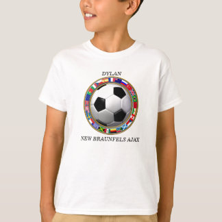 World Soccer Team Shirt