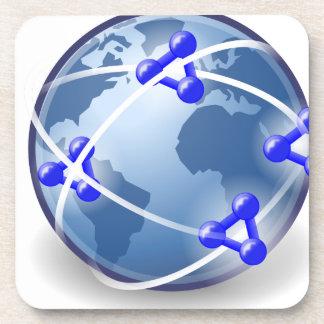 World Social Network Coaster